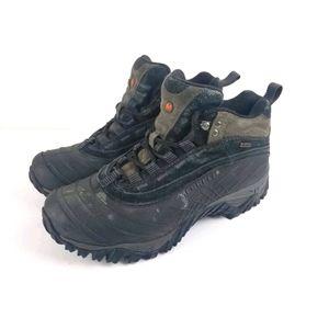 Merrell Men's Isotherm 6 Black Size 8.5 Waterproof